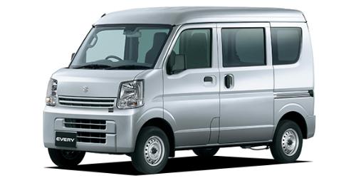 ルート営業の代表的車種「suzuki エブリィ」
