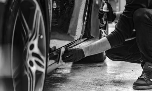 仕事とは 洗車