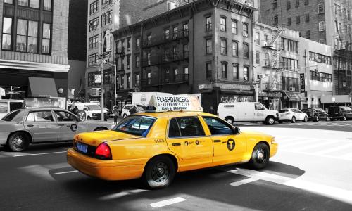 仕事とは newyork taxi