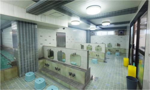 東京 老舗温泉 あけぼの湯
