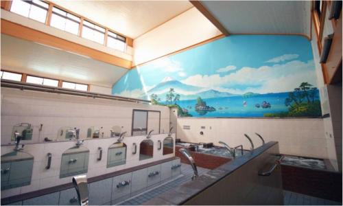 東京 中延温泉 松の湯