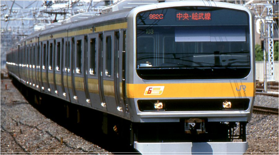 JR 総武快速線