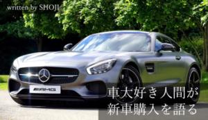 【リース/ローン/残クレ】車大好き人間が購入方法について語る