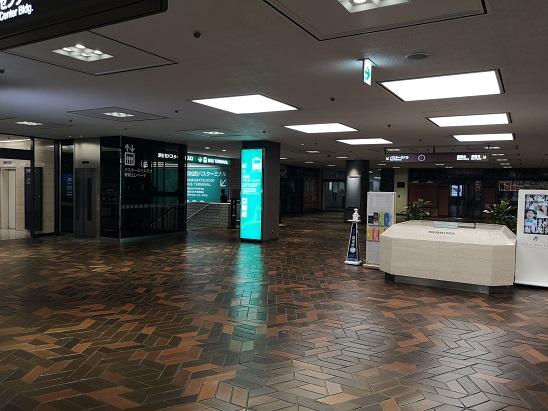 貿易センタービル 浜松バスターミナル 京成バス 千葉交通