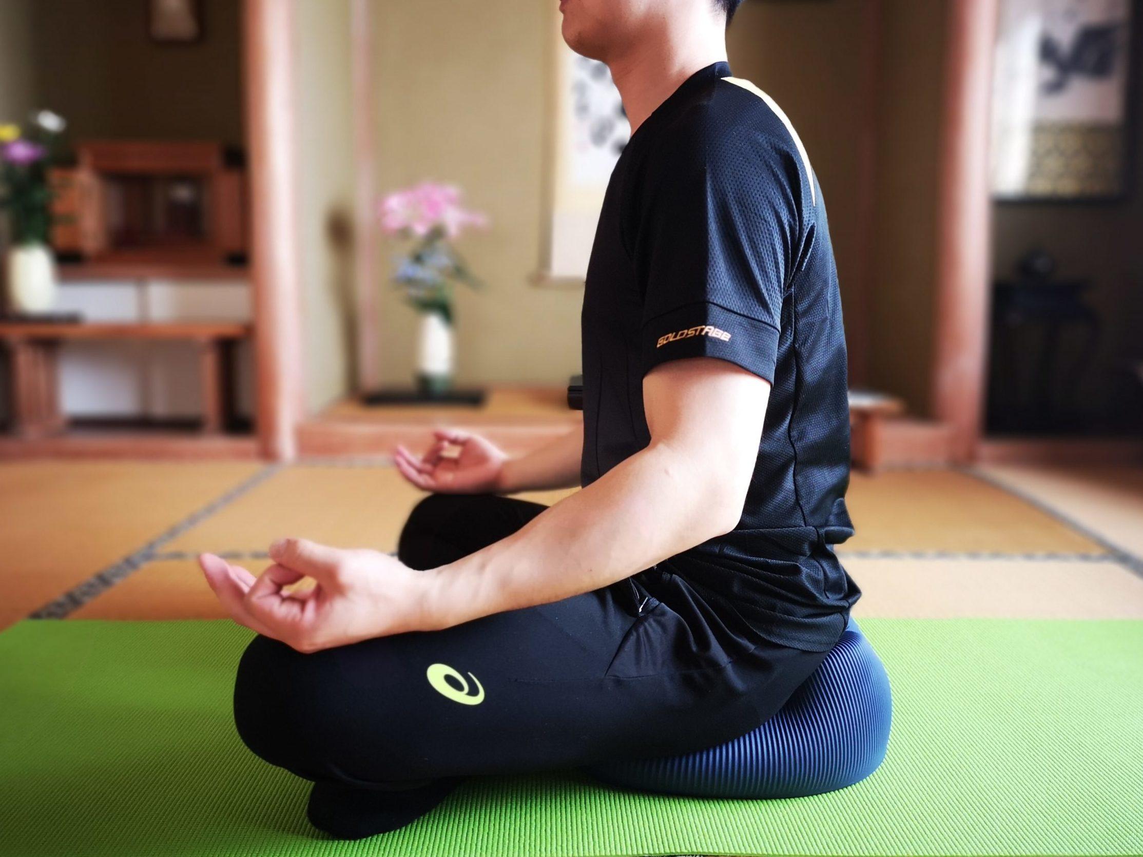 10分間の瞑想で生活を変える