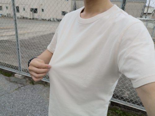 ユニクロのTシャツ